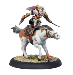 Protectorate Flame Bringers Light Cavalry Unit (5)
